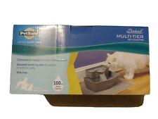 PetSafe Drinkwell Multi-Tier Fountain Small Medium Dog Cat Pet 100oz PWW00-13708