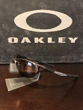 Oakley Half Jacket 1.0 Black Chrome/Bronze lenses Sunglasses Great Condition!
