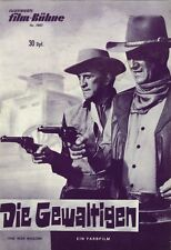 IFB 7657 | DIE GEWALTIGEN | John Wayne, Kirk Douglas | Topzustand