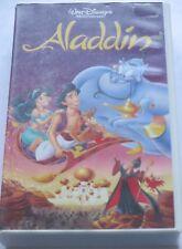 Walt Disney - Aladdin - VHS/Zeichentrick/Abenteuer/Holo