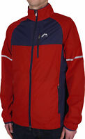 More Mile Select Woven Mens Running Jacket