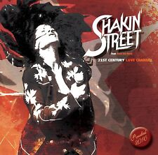 Shakin Street 21st century love channel + Bonus Live CD