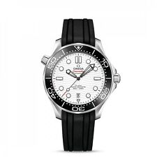 OMEGA Seamaster Diver 300m Steel Auto 42mm Strap Mens Watch 210.32.42.20.04.001