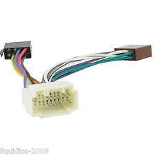 Ct20hd02 Honda prelude/stream ISO Stereo unidad principal arnés adaptador cableado Plomo