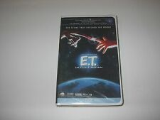 E.T. THE EXTRA-TERRESTRIAL VHS TAPE CLAMSHELL 1996