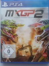 MXGP2 - The Official Motocross Videogame Playstation 4 - PS4 / Hülle beschädigt