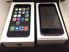 IN BOX Apple iPhone 5s - 16GB - Space Gray(Factory Unlocked)Smartphone N.O A+