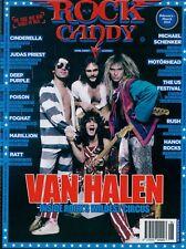 Rock Candy - Issue 6 - Van Halen