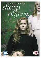 Sharp Objects [DVD] [2018] [New DVD]