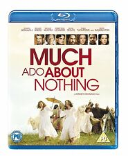 Much Ado about Nothing  (1993)   Blu Ray  (Brand New)