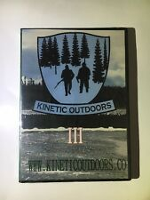 Kinetic Outdoors 3rd Edition Hunting DVD