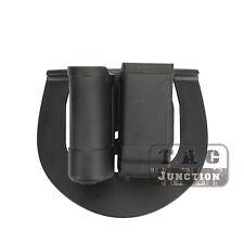 Accesorio De Carril Dual-CQC bolsa del Mag + Remo + Portador Para Blackhawk Funda pistola de luz