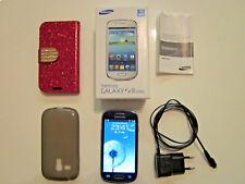 Samsung I8190 Galaxy S3 Mini Schwarz Ohne Simlock Smartphone OVP