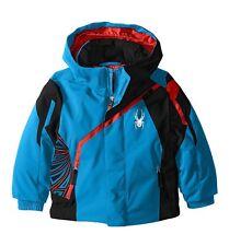 Spyder Mini Challenger Toddler Boys Winter Jacket! Nwt! Sz. 2 Msrp. $135.00
