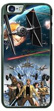 Star Wars Galaxy Sci-Fi Phone Case Cover Fits iPhone Samsung LG Google etc