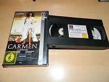 CARMEN (1984) - Julia Mingenes - Placido Domingo - RCA Columbia VHS