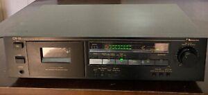 Nakamichi CR-1A Cassette Player