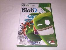 De Blob 2 (Microsoft Xbox 360) Original Release Complete Excellent!