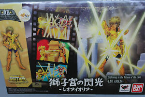 D.D. PANORAMATION Saint Seiya Flash of Leo Aiolia Japan NEW ***