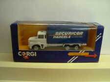 Corgi Scania LT145 Container Truck SECURICOR PARCELS