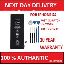 OEM Original 100% HIGH CAPACITY  BATTERY FOR IPHONE 5s /5c 5 YEAR WARRANTY