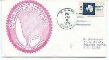 1972 Applied Research Lab McMurdo Station Texas Austin Polar Antarctica Cover
