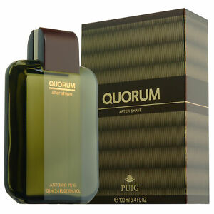 PUIG Quorum Aftershave Men Aftershave 100ml