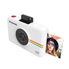 POLAROID SNAP TOUCH Istant Camera Fotocamera con stampante integrata BIANCA