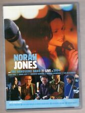 NORAH JONES AND THE HANDSOME BAND dvd LIVE IN 2004 - 16 SONGS + SPECIAL FEATURES