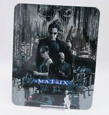 THE MATRIX - Glossy Fridge / Bluray Steelbook Magnet Cover (NOT LENTICULAR)