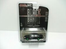 BLACK BANDIT 1992 FORD CROWN VICTORIA POLICE INTERCEPTOR 1/64 Chase