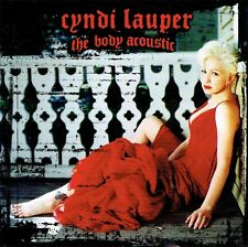 CD - CYNDI LAUPER - The Body Acoustic