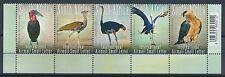Briefmarken aus Afrika mit Vögel-Motiv