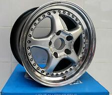 Einzelstück 17 Zoll 3-Teilig  OZ FUTURA  RACING 10Jx17  ET61 LK 5x130 Porsche