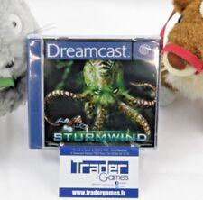Sturmwind - Dreamcast PAL EURO NEW neuf Sealed blister RARE