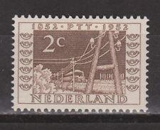 NVPH Nederland 592 MLH ong. ITEP tentoonstellingszegel NVPH Netherlands 1952