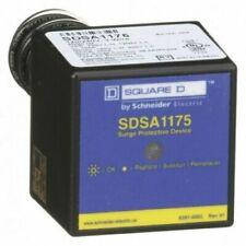 Square D Sdsa1175 Surge Protective Device 120/240V 3 wire vpr 7-v l-n 1200v L-L