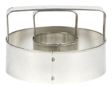 Fox Run 5754 Donut Cutter, Tin-Plated Steel, 3-Inch