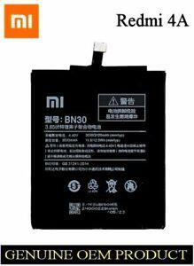 Xiaomi Redmi 4A Original Battery BN30 3120mAh