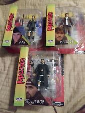 Mallrats Select Series 1 & 2 Complete Set of 3 Action Figure Diamond Silent Bob