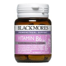 BLACKMORES VITAMIN B6 42 TABLETS
