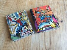 The Amazing Spider-Man Trading Cards - Marvel - Fleer - 1994 - Various
