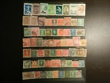 *WORLDWIDE STAMPS* LOT OF SIXTY-THREE (63) ALL DIFFERENT MINT & USED