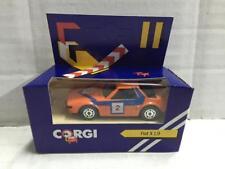 Corgi Junior J21 FIAT X 1.9 X1.9 MIB, 1984 Made in Great Britain