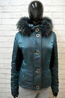 Giacca REFRIGIWEAR Donna M Giubbotto Pelliccia Giubbino Cappotto Jacket Woman