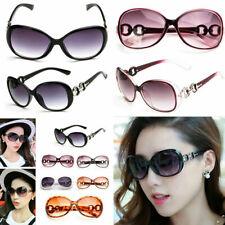 Large Oversized Ladies Women Sunglasses Designer Big Frame Retro Vintage