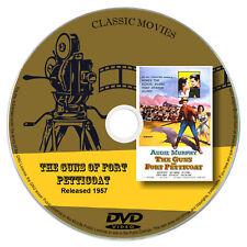 The Guns of Fort Petticoat (1957) - Audie Murphy, Kathryn Grant - Western - DVD