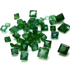 EMERALD . 0.02 cts . 1,2 2 MM . SI2 - I2 sold by unit / individually Colombia