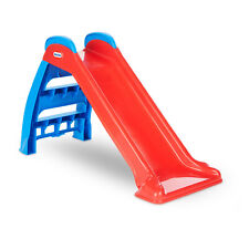 Little Tikes First Slide (Red/Blue) - Indoor / Outdoor Toddler Toy. new full box