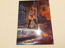 Claude Marrache Erotic Art Card No.1